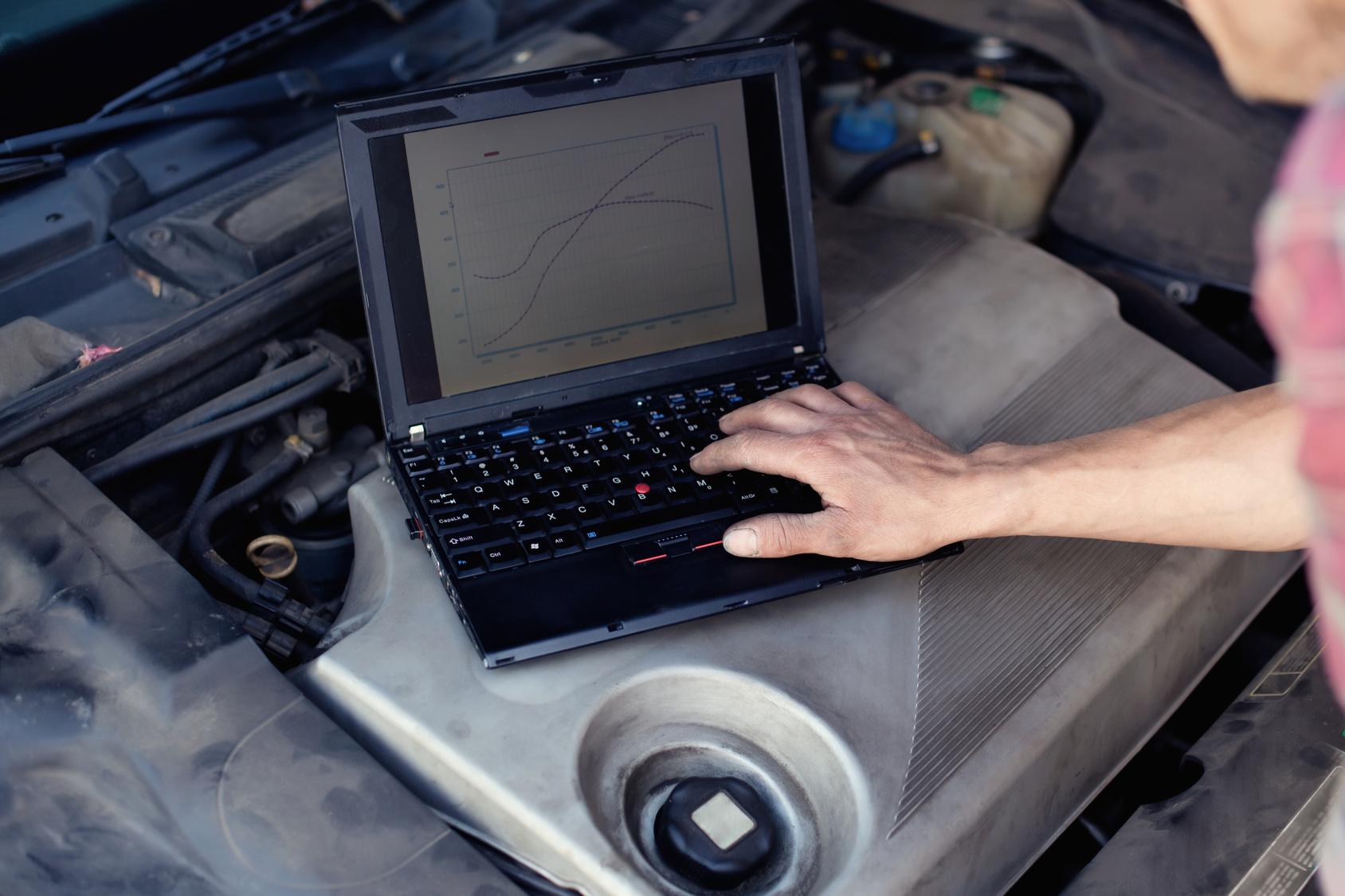 Opel Insignia 2.8 T 260 KM - chip tuning i montaż instalacji LPG